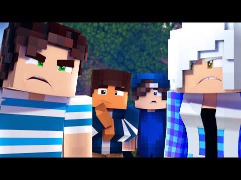 Alpha Against Alpha | Glenwood Prep S2 [Ep.11] | Minecraft School Roleplay