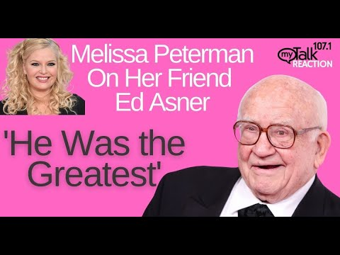 Melissa Peterman Calls In About Her Friend Ed Asner
