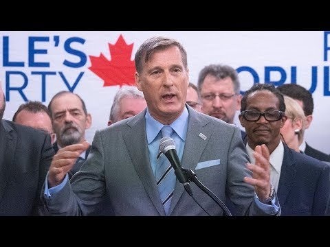 Maxime Bernier: 'There is no climate change urgency in this country'