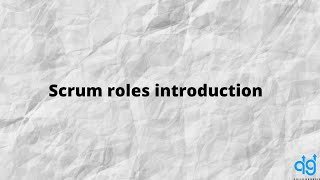 Scrum Roles – Demystifying the who in Scrum and Scrum@Scale with Certified Trainer Ernesto Custodio