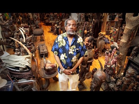 Kenya Believe It? African Art Collector's $10 Million Secret