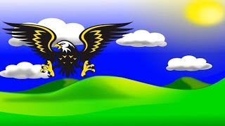 El águila y los gallos de Esopo  Declama Tintero creativo