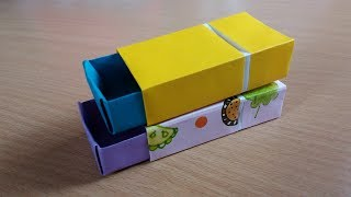 Origami pull-out drawers  , Paper Kawaii