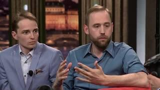 3. Martin Kotek a Karel Hulec - Show Jana Krause 17. 5. 2017