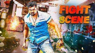 Dhruva Sarja Fight Scene Encounter At Railway Station | Best Action & fight Scene Of Dhruva Sarja