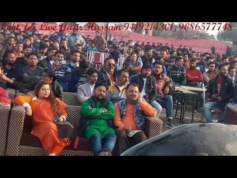Yasir Hussain live show in jammu