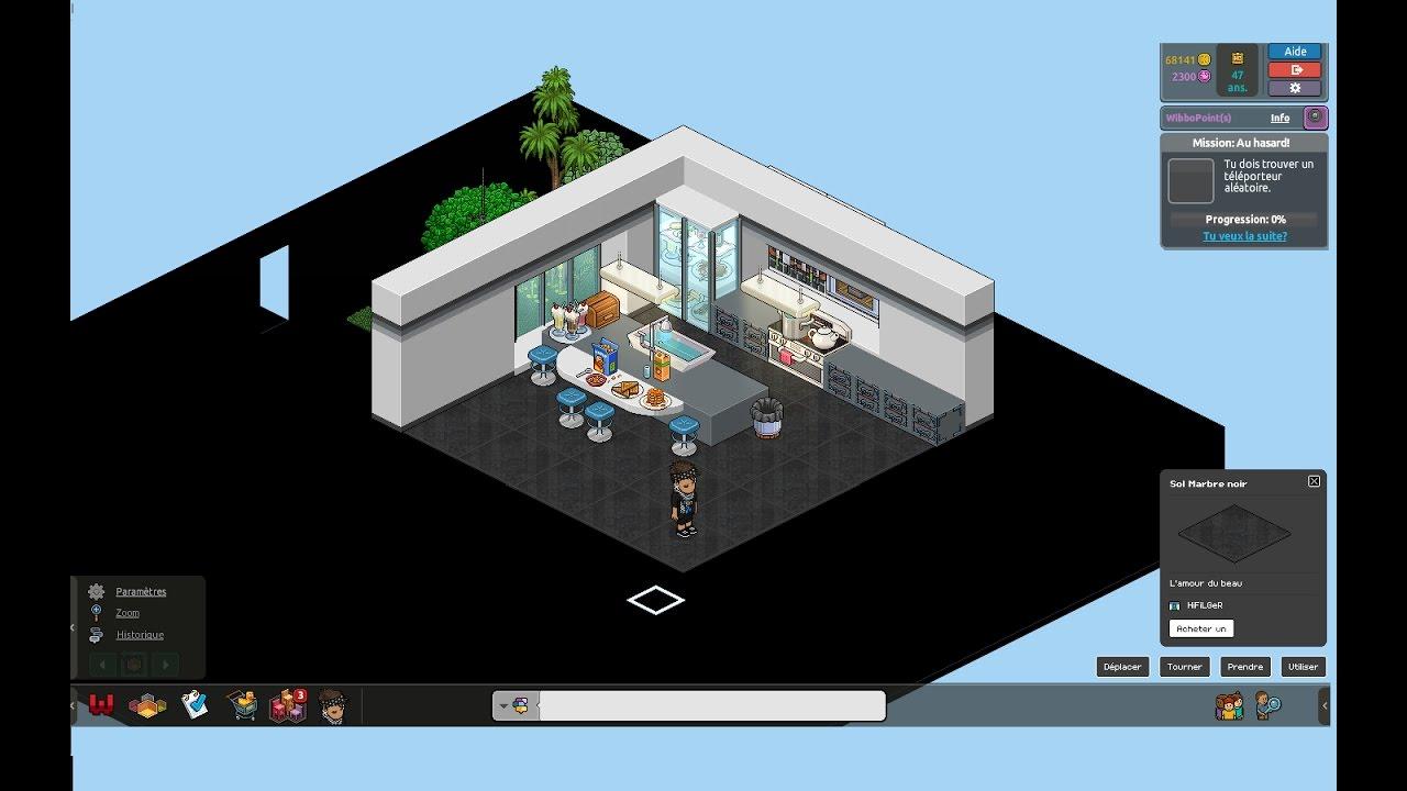 Tuto ] Comment faire une cuisine moderne Wibbo - YouTube