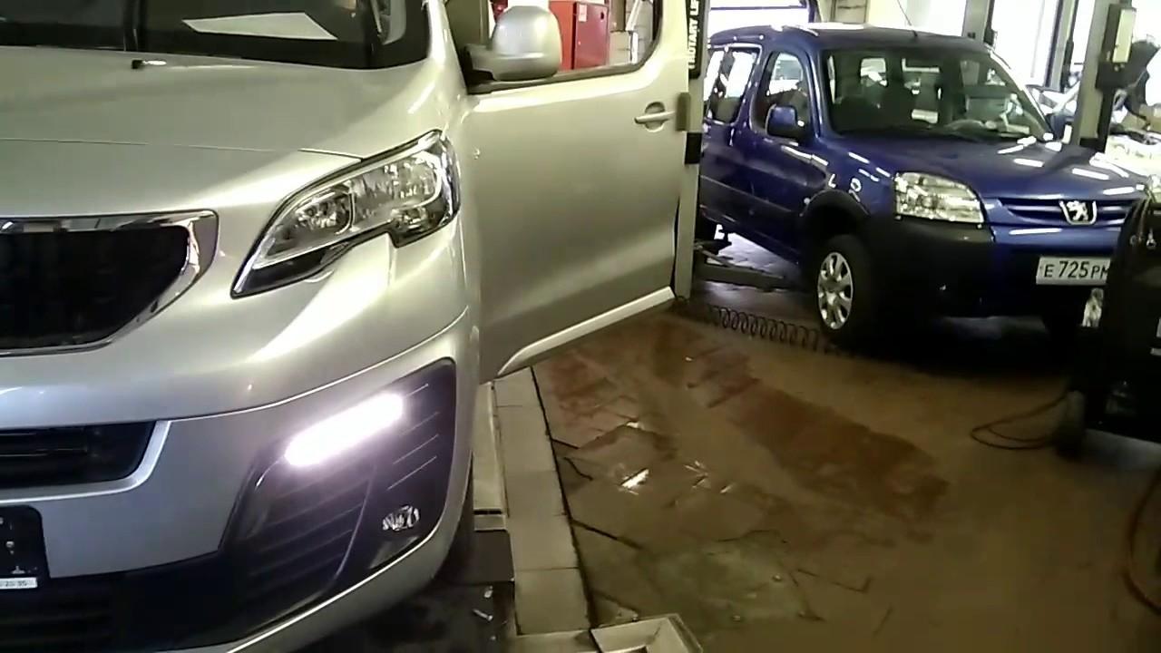 Новый Peugeot Traveller,  обзор