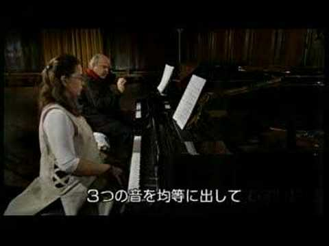 Toradze Teaches Prokofiev Piano Sonata No. 7 - II. [Part 2]