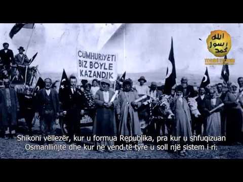 Ebu Hanzala   Hıjanet (Tradhëti)