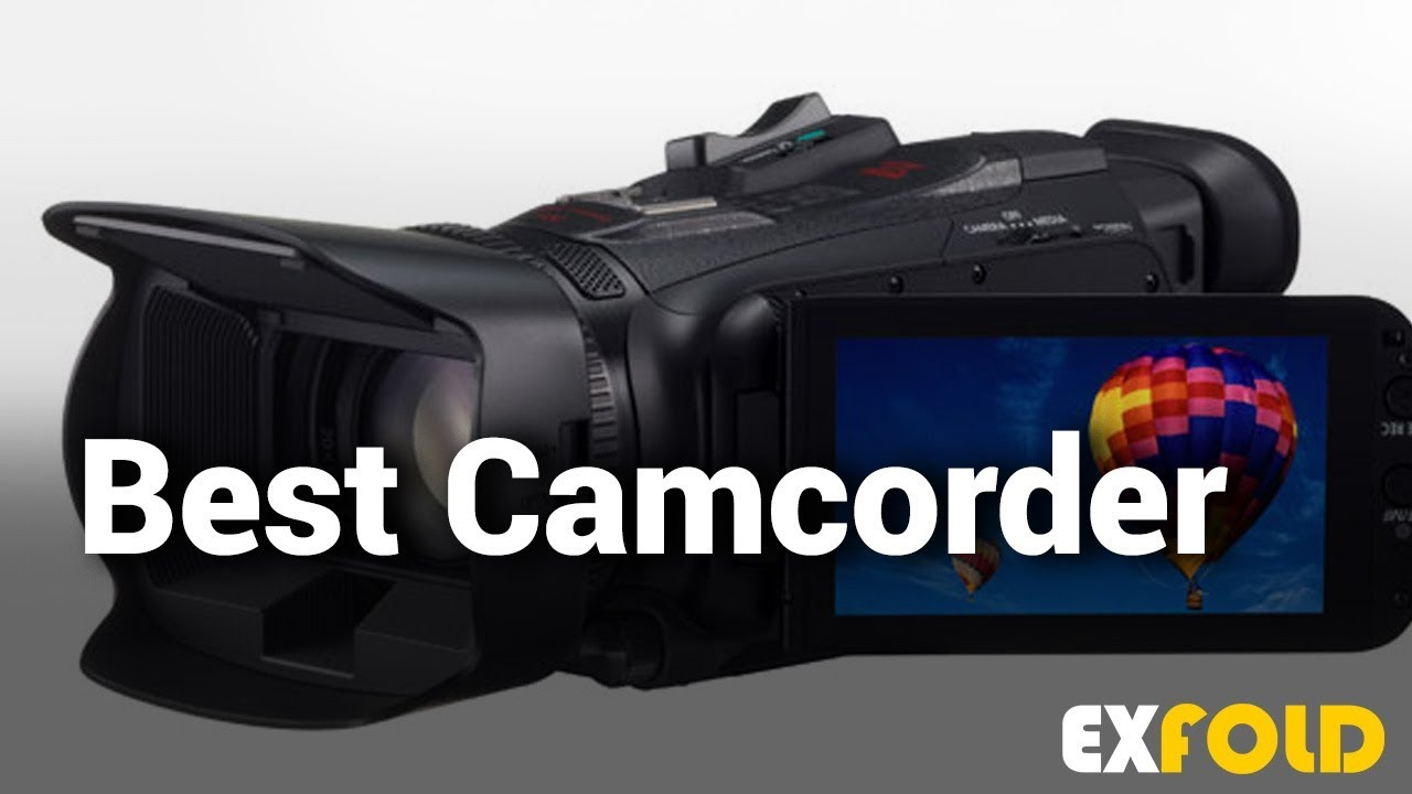 10 Best 4k Camcorders 2018 With Price