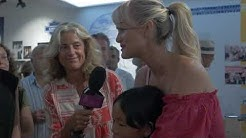 Après 19 ans d'absence, Laeticia Hallyday de retour à Saint-Tropez