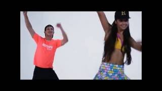 ZUMBA First Party (2015) - LA AMETRALLADORA  - Grupo Rooms Fitness