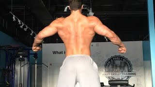 Bodybuilding- Lats, Triceps And Functional Fitness
