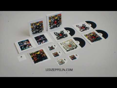 Led Zeppelin: How The West Was Won - Unboxing Video
