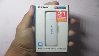 D-Link Dwp 157 3g Modem Data Card 21mbps (White) Review