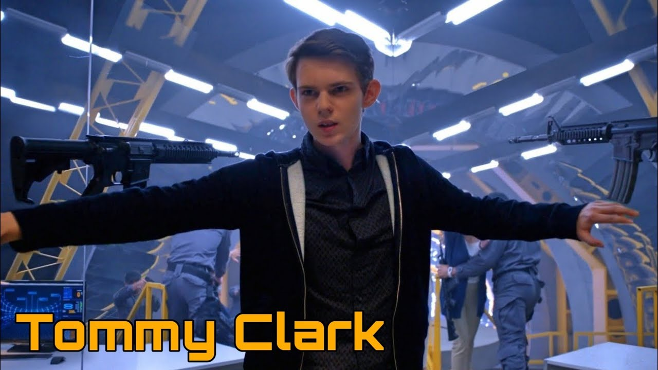 Download Tommy Clark from Heroes Reborn I Am Hero