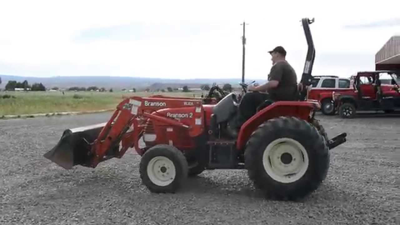 Branson 2910i Farm Tractor | Branson Farm Tractors: Branson Farm