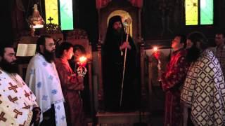 Χοροστασία Σεβασμιωτάτου στις Αχαρναίς 12-25/8/2013