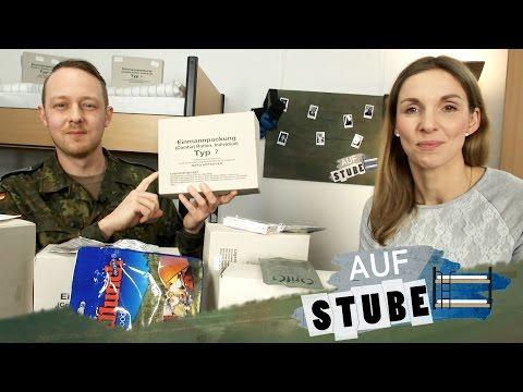 Download Youtube: #02 Auf Stube: Überlebenspaket EPa - Bundeswehr