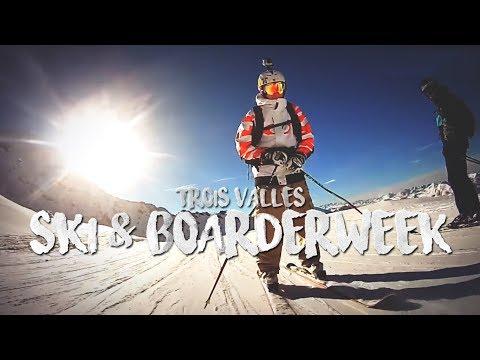 skiing - france - val thorens - la folie douce - ski & boarderweek 2014
