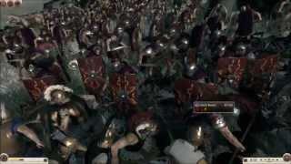 Rome 2 Total War Online Battle # 71 Rome vs Seleucid ( Close ups Bra!)