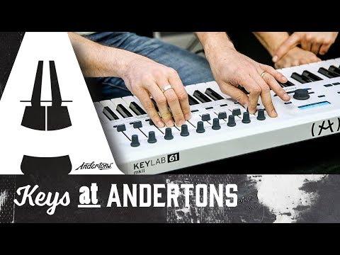 Arturia Keylab 61 MKII - The Most Integrated Midi Keyboard Ever?