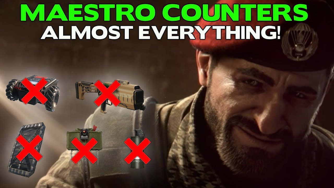 Maestro Early Gameplay, Basic Facts, and First Impression || He counters so much!