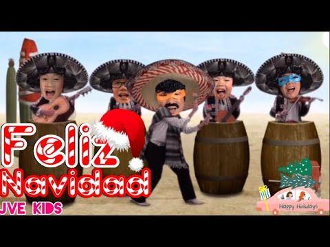 Feliz Navidad-Jose Feliciano (Dad vs Kids)