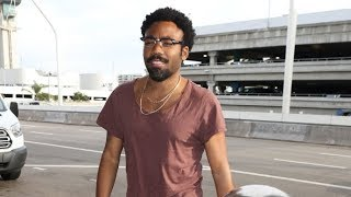 Donald Glover Leaves L.A. After Retiring His Childish Gambino Twitter Account