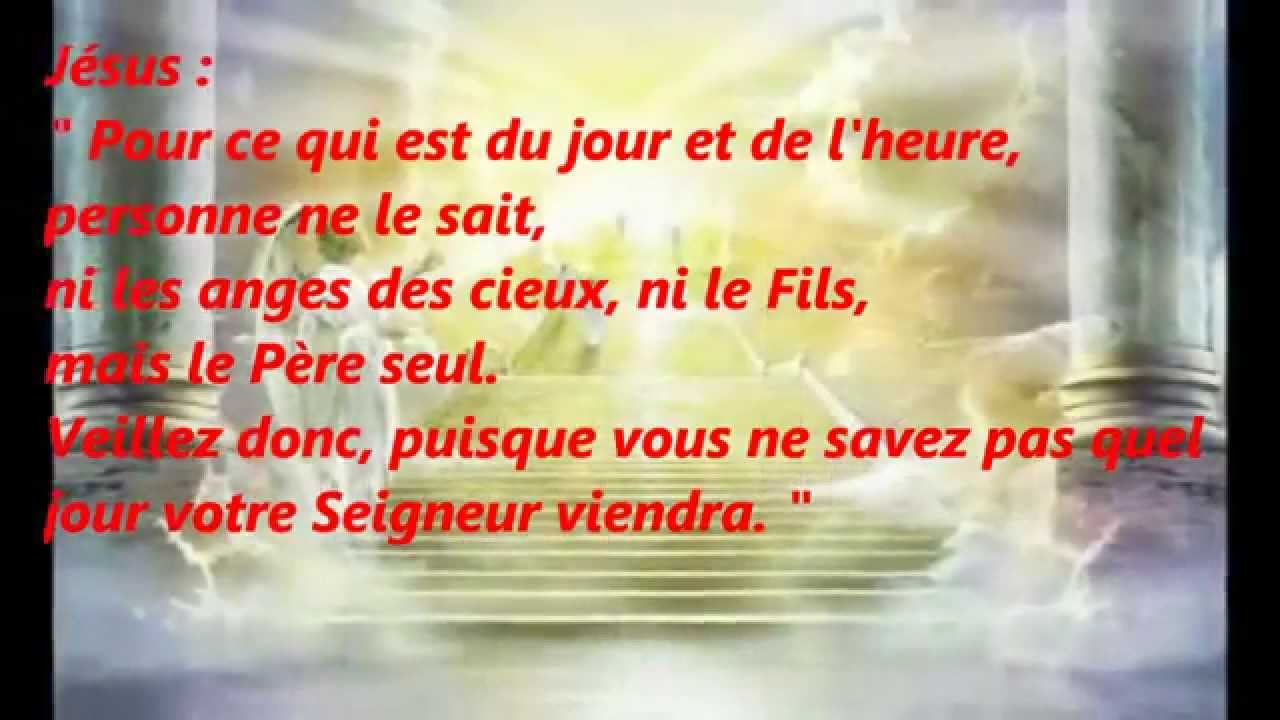 Video Des Signes Bibliques De La Fin Des Temps - YouTube