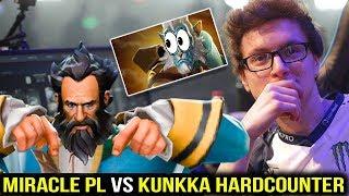 Miracle Phantom Lancer Counter So Hard by Topson Kunkka