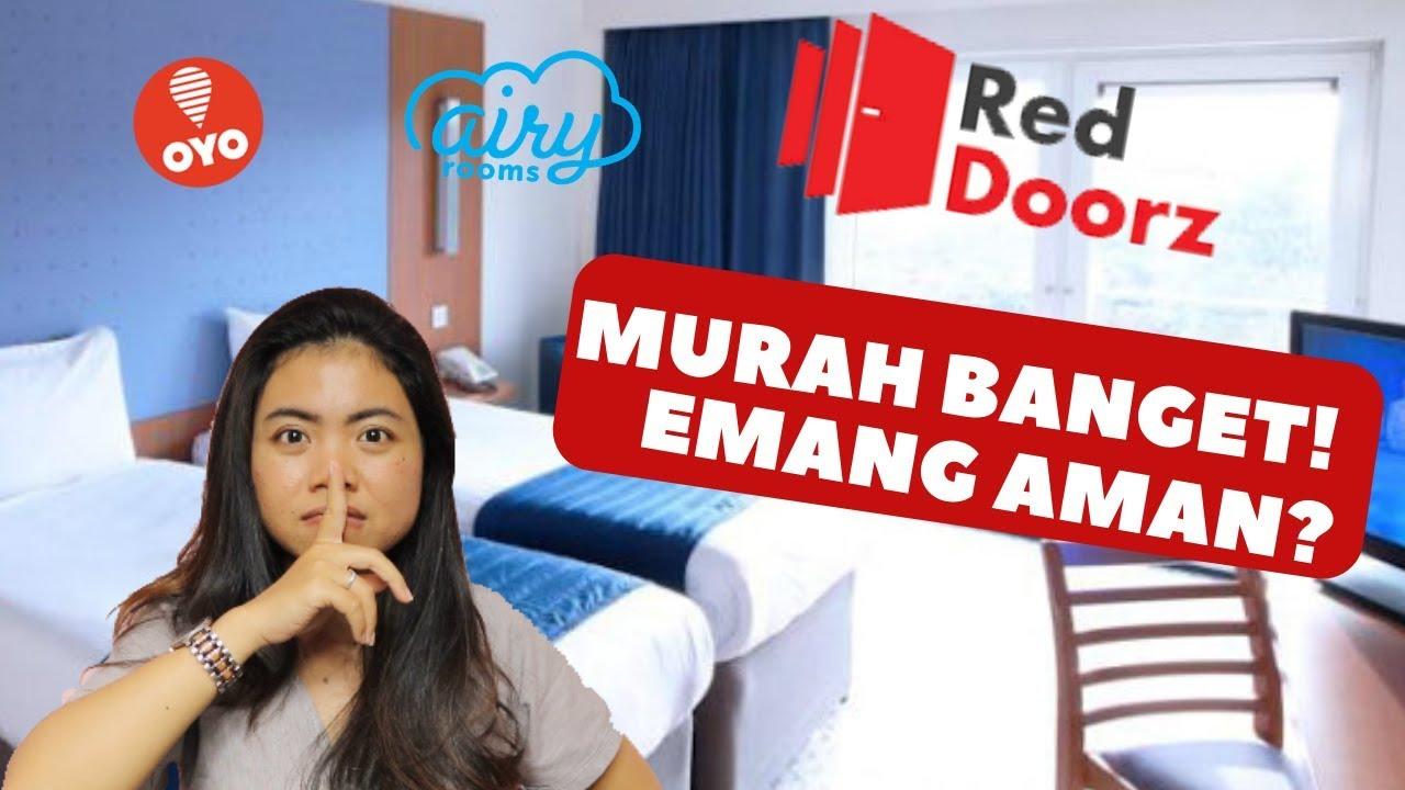 INI YANG HARUS KAMU TAU SEBELUM BOOKING HOTEL! Penjelasan Red Doorz , Airy dan OYO