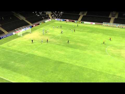 AEK vs Lazio - Moran Gol 90. dakika HD