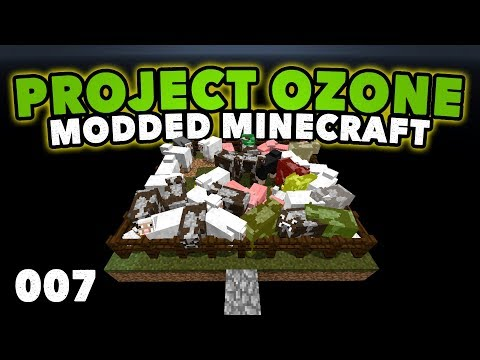 Hermit Skies 07 | ALL THE LOOT! 🏆 | Hermitcraft SkyBlock Modpack | Project Ozone Lite 1.10.2