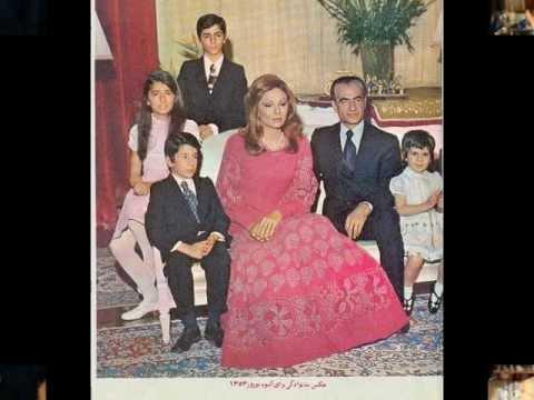Farah Diba Pahlavi - Empress of hearts