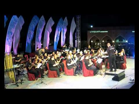 Doha Wind Orchestra - The Blues Brothers