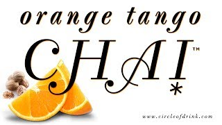Zesty Delight: Orange Tango Chai Yerba Mate — (Organic)