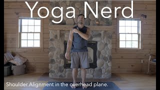 Shoulder Alignment In The Overhead Plane