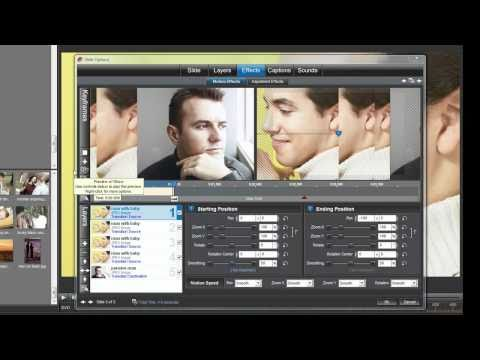 How To Make A Transition in ProShow Producer 4.5