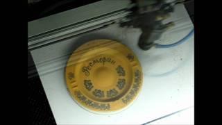 Лазерная гравировка на металле(, 2011-09-16T17:55:18.000Z)