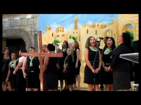 Aleluia, Cristo é Vivo - Cantata de Páscoa 2017