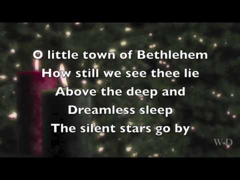 O Little Town Of Bethlehem: Christmas Songs Download