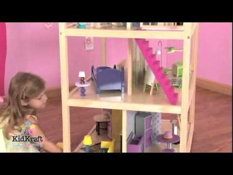 Dollhouses So Chic Dollhouse By Kidkraft
