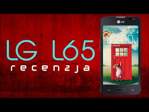 Recenzja LG L65   TEST PL [Mobileo #90]