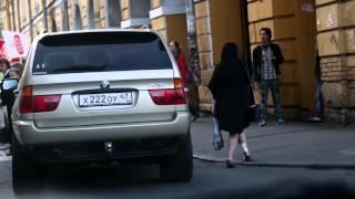 Илья Стрекаловский знакомится с девушками на BMW X5 / Пикап в центре города(, 2015-10-23T22:15:30.000Z)