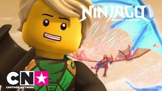 Avis de tempête - Épisode 45 part.1 | Ninjago | Cartoon Network