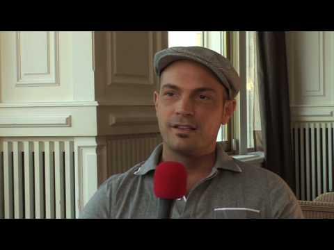 Roger Cicero - Interview - Montreux Jazz Festival 2010
