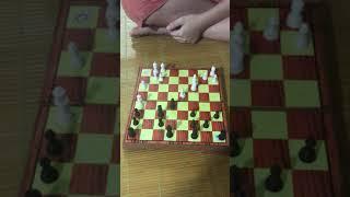 Ván cờ vua tuyệt vời của 2 đại kiện tướng cấp quốc tế