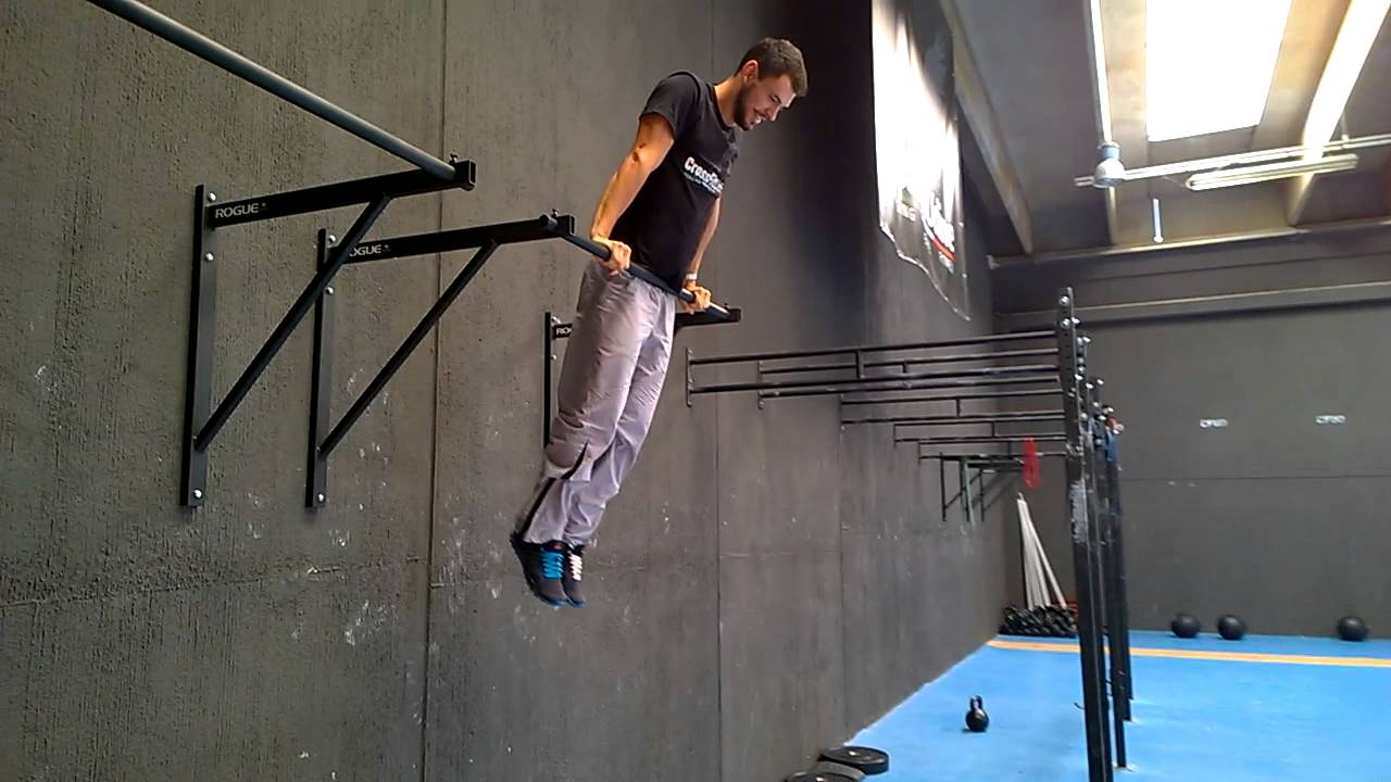 Nuove Pull Ups Bar Rogue Al Crossfit Udine Youtube